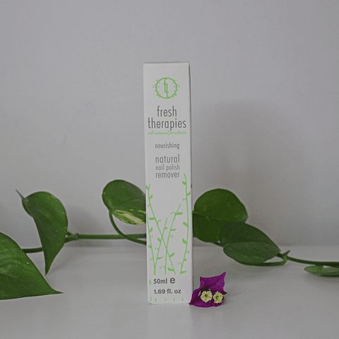 Removedor de Verniz Natural - Fresh Therapies