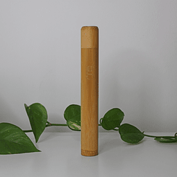 Porta Escova de Dentes Bambu - Grums