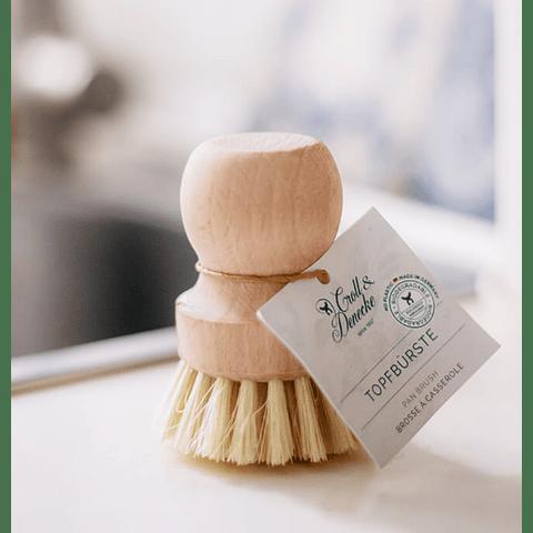 Escova Sustentável para Frigideiras - Croll & Denecke