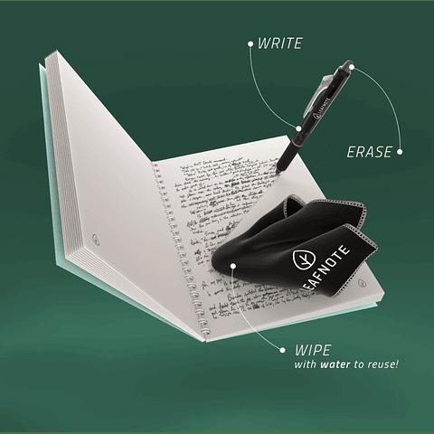 Caderno Reutilizável - Leafnote