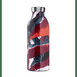 Garrafa Reutilizável Clima Bottle 500ml Flower Flame - 24Bottles