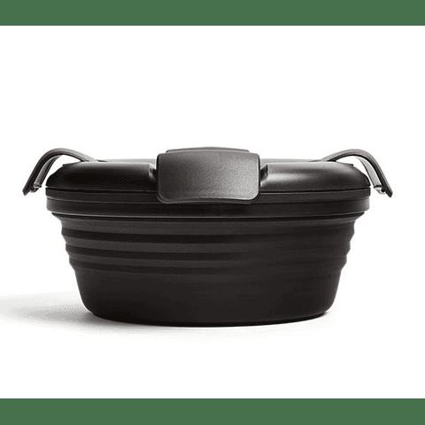 Marmita Dobrável Stojo Bowl Black