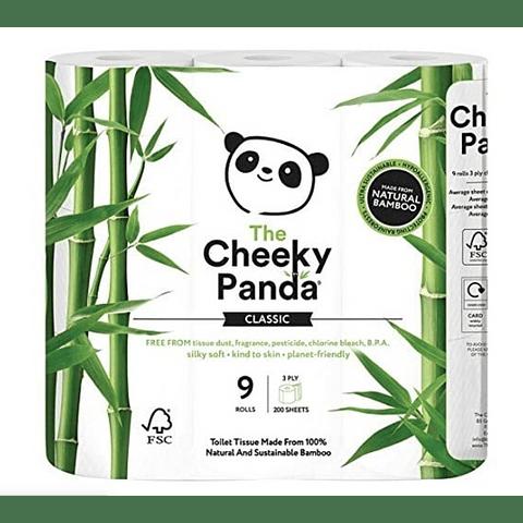Papel Higiénico de Bambu - Cheeky Panda