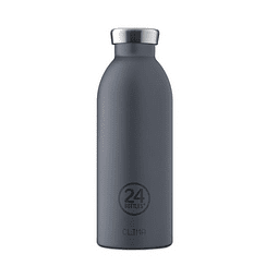 Garrafa Reutilizável Clima Bottle 500ml Formal Grey - 24Bottles