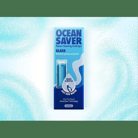 Detergentes Limpa-Vidros em Cápsula Solúvel - Ocean Saver