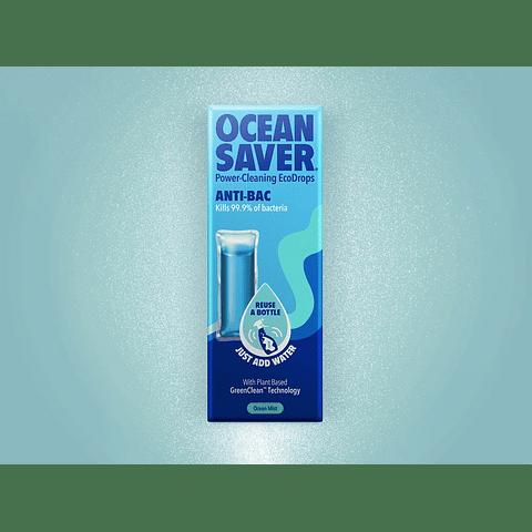 Detergentes Antibacteriano em Cápsula Solúvel - Ocean Saver