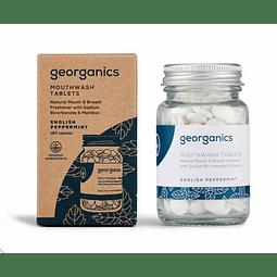 Pastilhas Elixir Bucal – Georganics