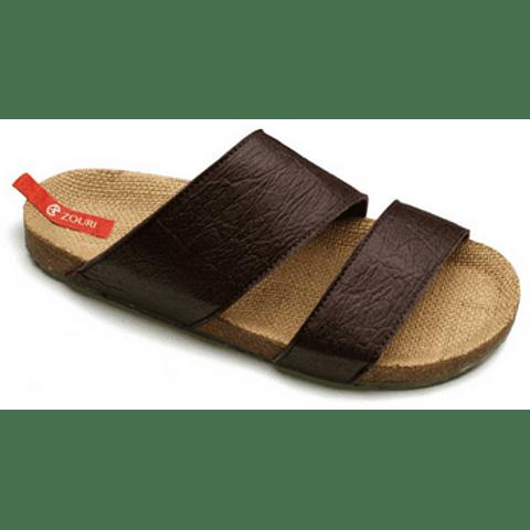 Sandália Ecológica - Brown Wave