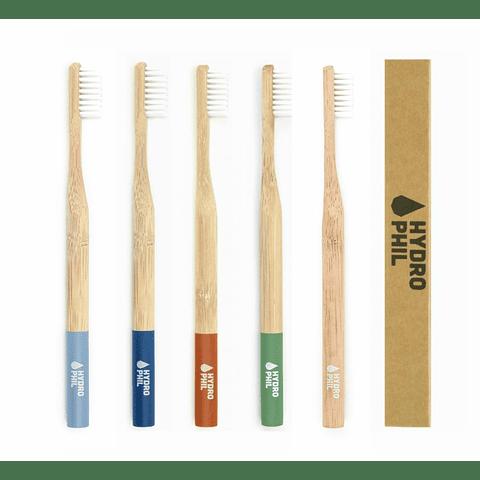 Escova de Dentes em Bambu | Hydrophill