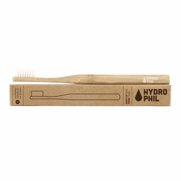 Escova de Dentes em Bambu   Hydrophill