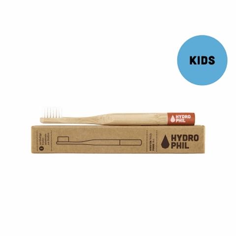 Escova de Dentes em Bambu para Criança - Hydrophil