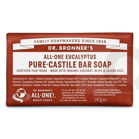 Dr. Bronner's sabonete sólido