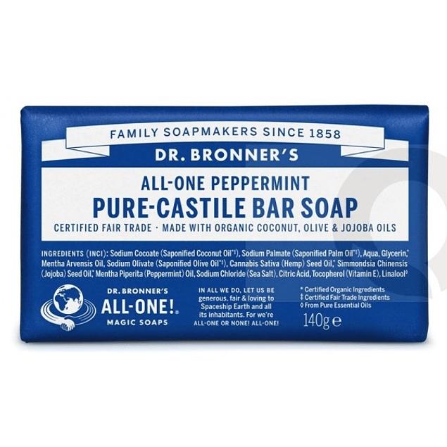 Sabonetes Biológicos Dr. Bronner's