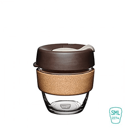 KeepCup Brew Cork almond