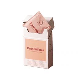 OrganiWipes - Toalhetes Limpeza SOS