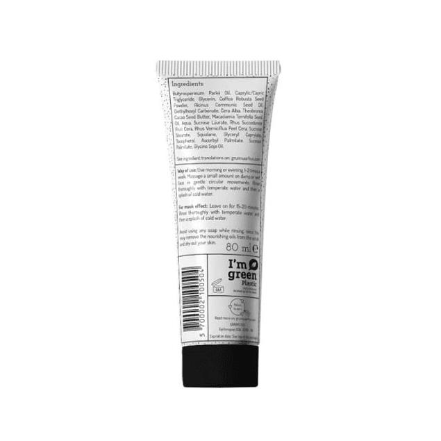 Esfoliante de rosto 2 em 1 Borras de café expresso – Grums