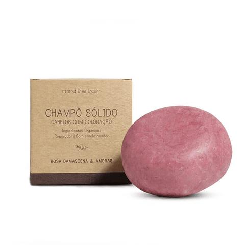 Champô Sólido  – Cabelos com coloração