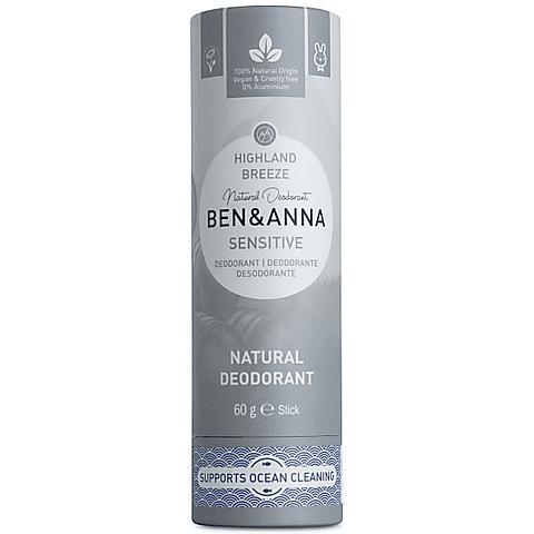 Desodorizante Natural Sensitive - Ben & Anna