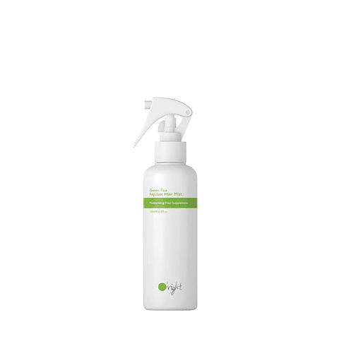 Green Tea Regulate Hair Mist O'Right - Cabelos pintados, sensibilizados e secos