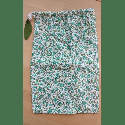 Sacos de algodão Organiko