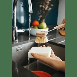 Detergente sólido para a louça