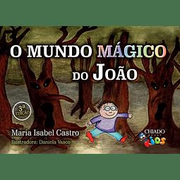 Livro O Mundo Mágico do João