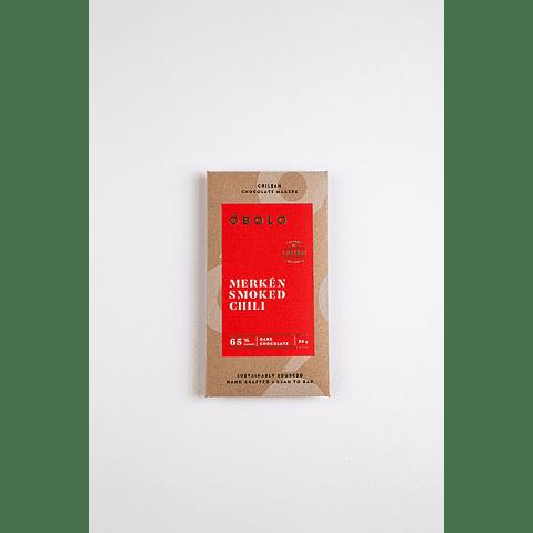 Óbolo Chocolate Merkén Smoked Chili
