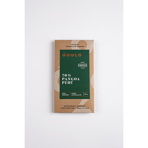 Óbolo chocolate 70% cacao puro