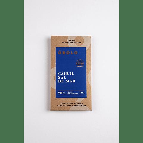 Óbolo Chocolate Cáhuil Sal de Mar