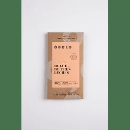 Óbolo Chocolate Dulce de 3 Leches