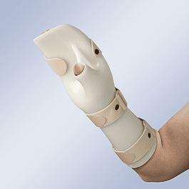 Ortótese com Articulação para o Pulso