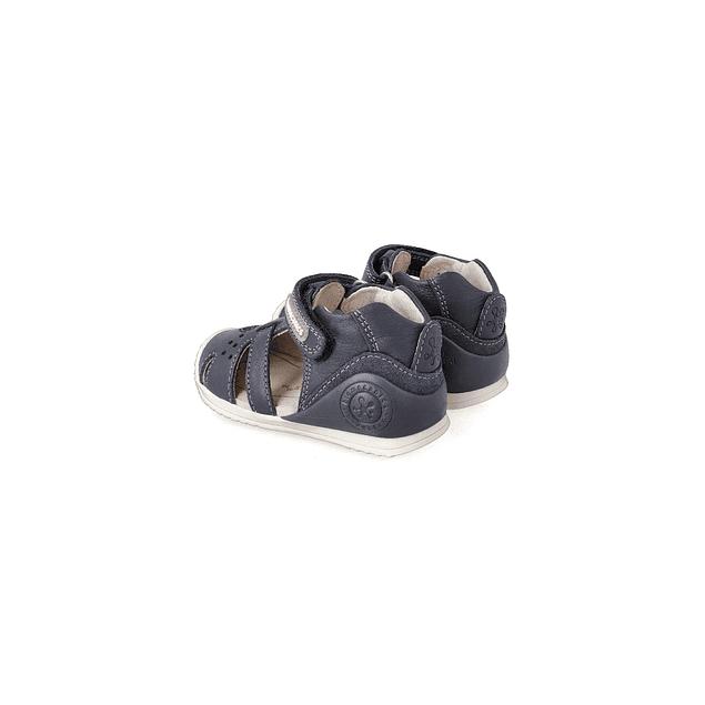 Sandália Azul Menina 212104