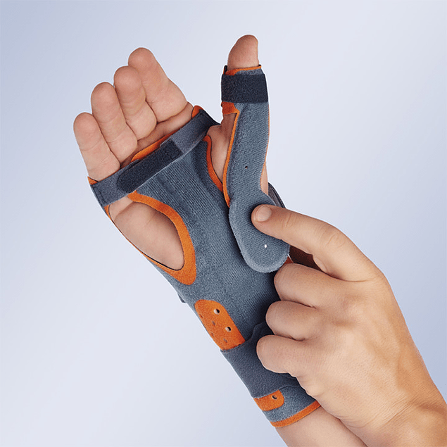 Tala imobilizadora do pulso e polegar - ambidestra