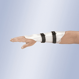 Upper arm immobilization orthosis