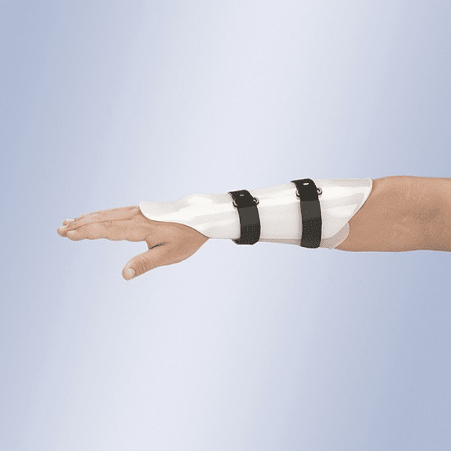 Ortótese imobilizadora para ante-braço