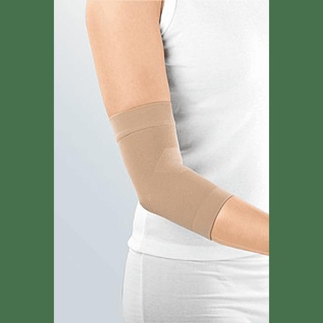 Simple elastic elbow