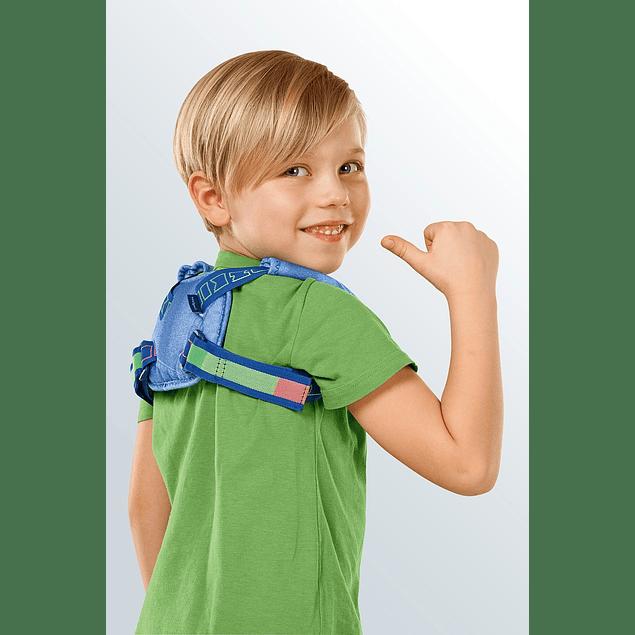 Imobilizador Clavicula Pediatrico