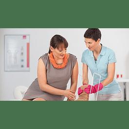 Calçador metálico para meias de compressão Medi Butler