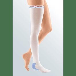 Mediven® thrombexin® 18 até á coxa com banda de fixação