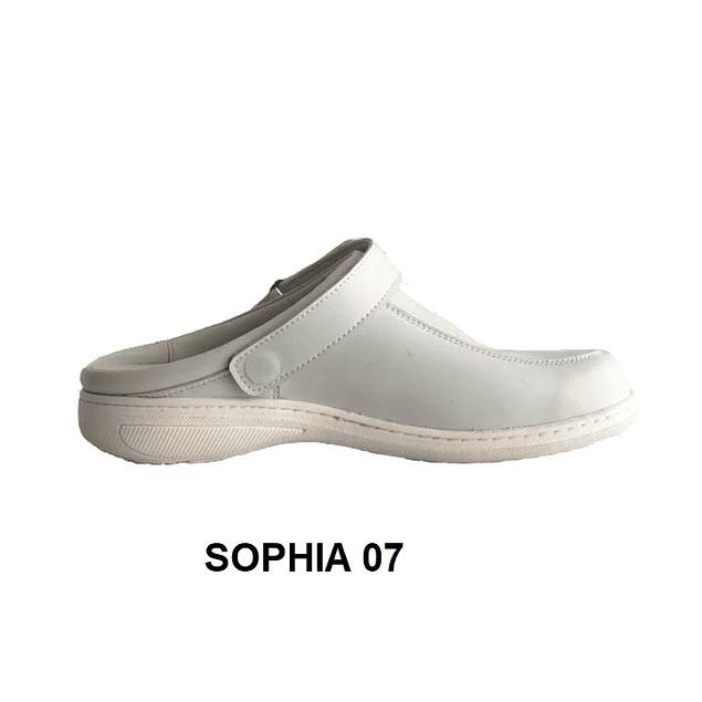 Socas em pele Soft -  SOPHIA