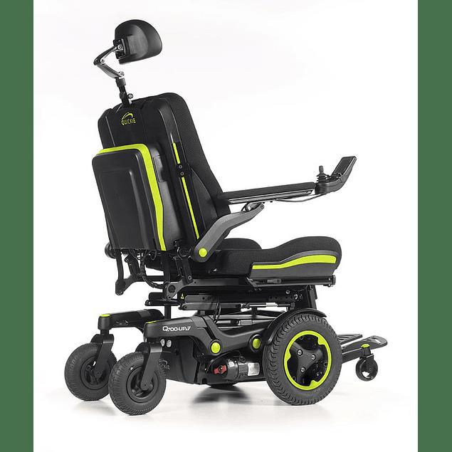 Cadeira de Rodas Eléctrica com Verticalização Q700-UP F SEDEO ERGO