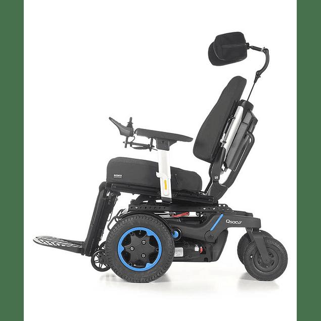Cadeira de Rodas Electrica Q500 F SEDEO PRO