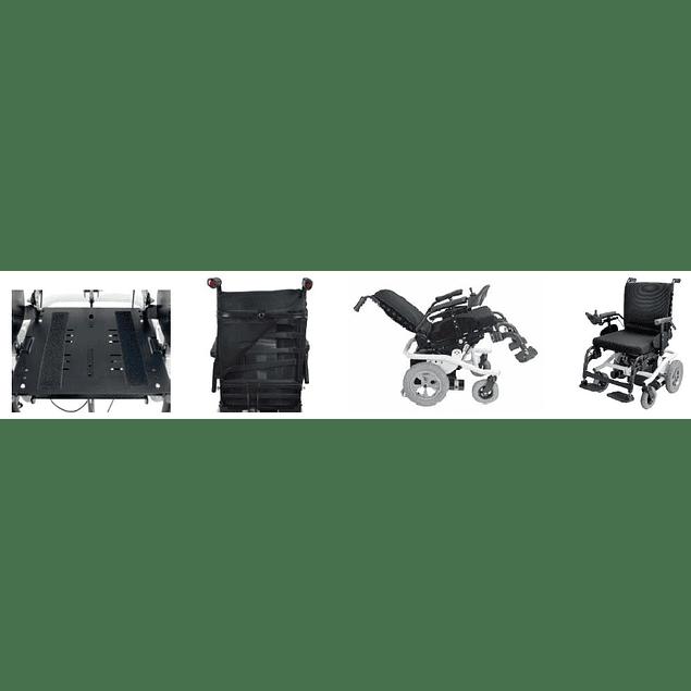 Cadeira de Rodas Electrifica VICKING