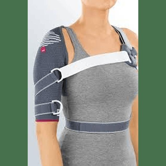 Shoulder support for movement limitation