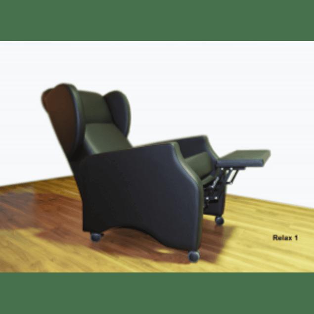 Relax 1 Elétrico  com Sistema de Elevação Preto