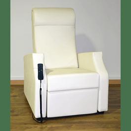 Relax 2 Eléctrico sem sistema de elevação Branco