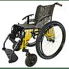 Cadeira de Rodas TRIAL PLAYA - Ideal para a praia