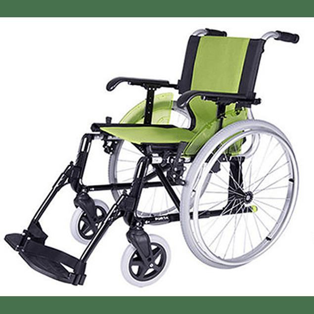 Cadeira de Rodas Line Q com Quick-Release