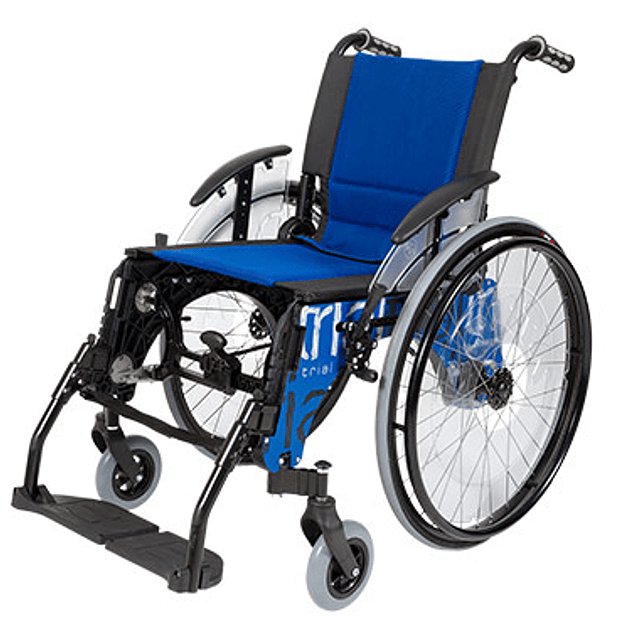 Cadeira de rodas TRIAL STD