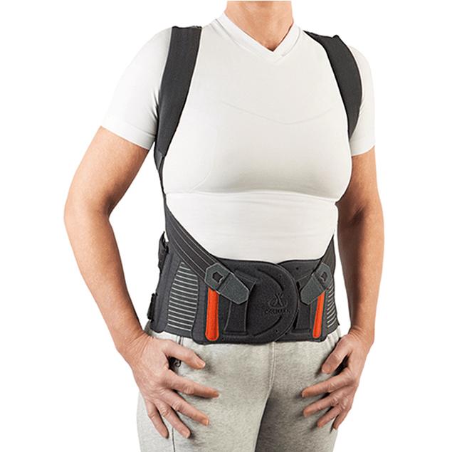 Dorsotech Ortótese Dorsolombar para Osteoporose